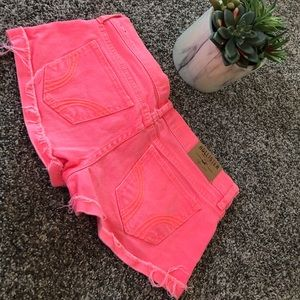NWOT Hollister Shorts